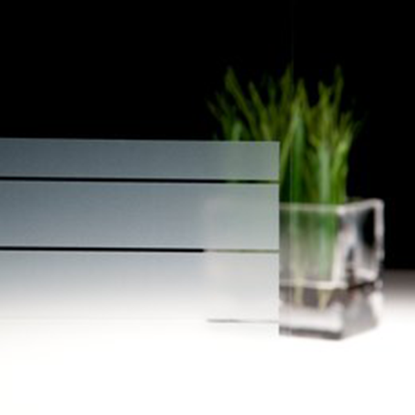 3M™ FASARA™ Glass Finishes Border SH2FGLS, Leise, 50 in x 98.4 ft